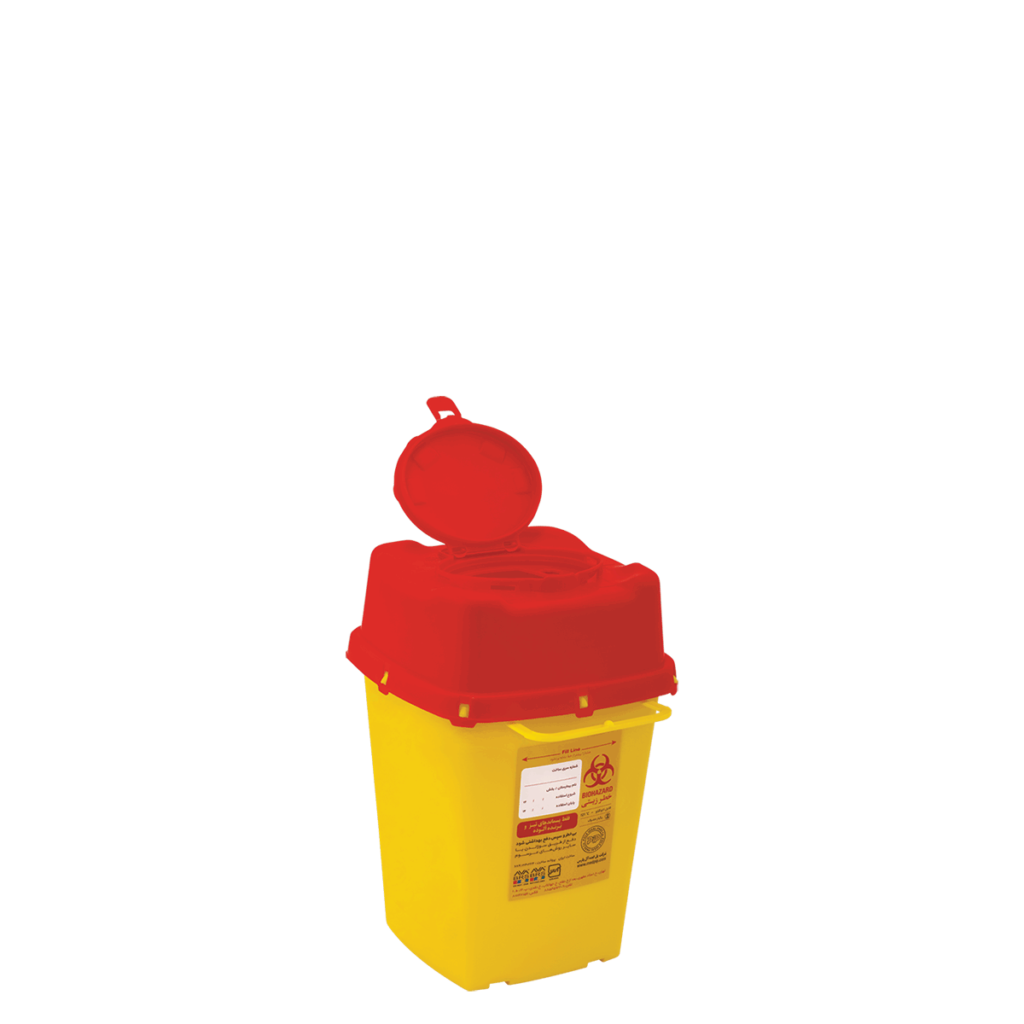 Sharps Container RC plus3-pip