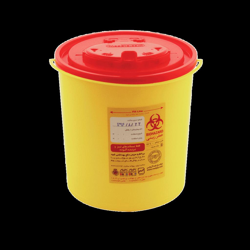 Sharps container C plus 3L-pip